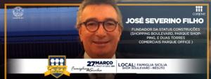Confraria com José Severino Filho