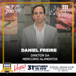 Confraria com Daniel Freire – Outubro 2019